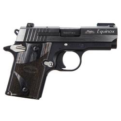 "Sig Sauer 9389EQAMBI P938 Ambi Single 9mm 3"" 6+1 Hogue Blk Diamondwood 2Tone"
