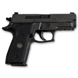 """Sig Sauer E26R40LEGION P226 Legion DA/SA 40 S&W 4.4"""" 12+1 Blk G10 Grip Gray PVD"""