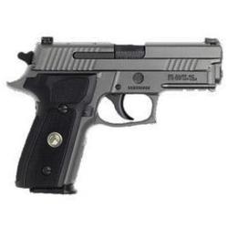 """Sig Sauer E26R9LEGION P226 Legion DA/SA 9mm 4.4"""" 15+1 Blk G10 Grip Gray PVD"""