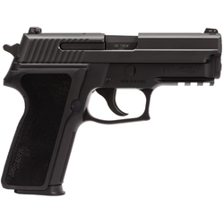 """Sig Sauer E29R40BSS P229 Std DA/SA 40S&W 3.9"""" 12+1 NS Blk Poly Grip Blk SS"""