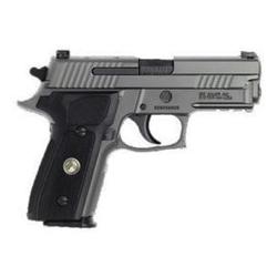 "Sig Sauer E29R40LEGION P229 Legion DA/SA 40 S&W 3.9"" 12+1 Blk G10 Grip Gray"