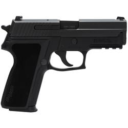 """Sig Sauer E29R9BSS P229 Standard DA/SA 9mm 3.9"""" 15+1 NS Blk Poly Grip Blk SS"""