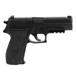 "Sig Sauer MK25 9mm 4.4"" 15+1 Black Polymer Grip Black"