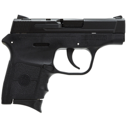 "Smith & Wesson 109381 M&P Bodyguard 380 Double 380 Automatic Colt Pistol (ACP) 2.75"" 6+1 Black Polymer Grip/Frame Grip Black Stainless Steel"