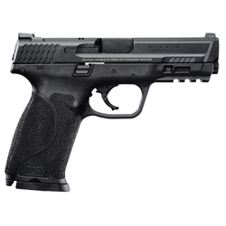 """Smith & Wesson 11522 M&P 40 M2.0 Double 40 Smith & Wesson (S&W) 4.25"""" 15+1 Black Interchangeable Backstrap Grip Black Stainless Steel"""