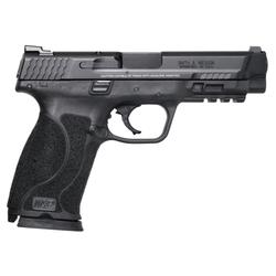 "Smith & Wesson 11523 M&P 45 M2.0 Double 45 Automatic Colt Pistol (ACP) 4.6"" 10+1 Black Interchangeable Backstrap Grip Black Stainless Steel"