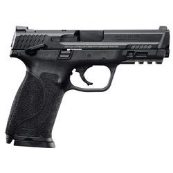 "Smith & Wesson 11526 M&P 45 M2.0 Double 45 Automatic Colt Pistol (ACP) 4.6"" 10+1 Black Interchangeable Backstrap Grip Black Stainless Steel"