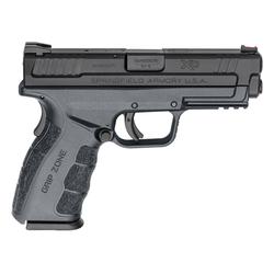 "Springfield Armory XDG9101YHC XD Mod 2 Single 9mm 4.0"" 16+1 Gray Polymer Grip Gray"