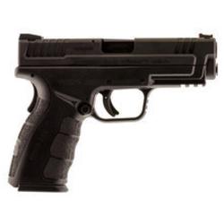 """Springfield Armory XDG9102HC XD Mod.2 Double 40 Smith & Wesson (S&W) 4"""" 16+1 Black"""