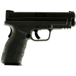 "Springfield Armory XDG9445BHC XD MOD.2 Double 45 ACP 4"" 13+1 Black Polymer Grip Black"