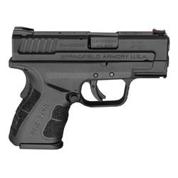 "Springfield Armory XDG9802HC XD Mod.2 Sub-Compact Double 40 Smith & Wesson (S&W) 3"" 9+1/12+1 Grip Extension Blk"
