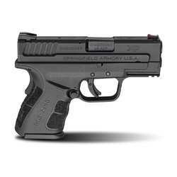"Springfield Armory XDG9845BHC XD Mod.2 Double 45 Automatic Colt Pistol (ACP) 3.3"" 13+1 Blk Polymer Grip"
