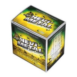 "Hevi-Shot 33588 Hevi-Metal Waterfowl 12ga 3.5"" 1-1/2 oz BB Shot 25Bx/10Cs"