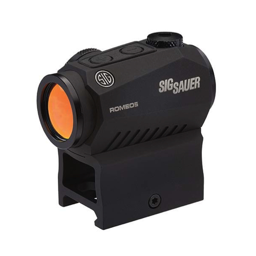 Sig Sauer Romeo5 1x20mm Compact 2 MOA Red Dot Reticle SOR52001