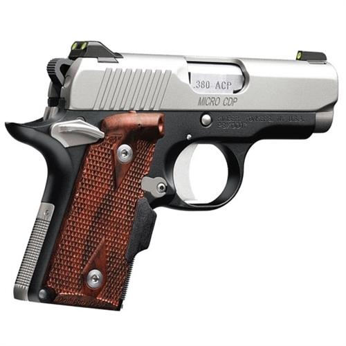 Kimber 1911 Micro CDP LG .380 ACP Pistol 3300081