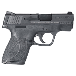 "Smith & Wesson 11806 M&P 9 Shield M2.0 Double 9mm Luger 3.1"" 7+1/8+1 Manual Thumb Safety"