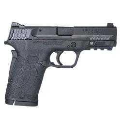 """Smith & Wesson 180023 M&P 380 Shield EZ Double 380 Automatic Colt Pistol (ACP) 3.675"""" 8+1"""