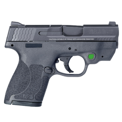 "Smith & Wesson 11903 M&P 9 Shield M2.0 Crimson Trace Laser Double 9mm Luger 3.1"" 7+1/8+1"