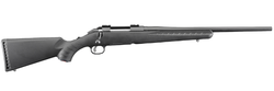 """Ruger 6904 American Standard Bolt 243 Winchester 22"""" 4+1 Synthetic Black Stock Black"""