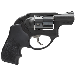 "Ruger 5450 LCR Double 357 Magnum 1.87"" 5 rd Black Hogue Tamer Monogrip Grip Black"