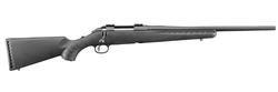 """Ruger 6907 American Compact Bolt 308 Winchester/7.62 NATO 18"""" 4+1 Synthetic Black Stock Black"""