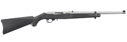 "Ruger 11100 10/22 Takedown Semi-Automatic 22 Long Rifle 18.5"" 10+1 Synthetic Black Stock Stainless Steel"