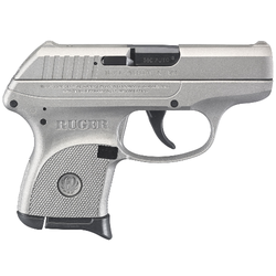 "Ruger 3741 LCP Standard Double 380 Automatic Colt Pistol (ACP) 2.75"" 6+1 FS Polymer Grip/Frame Savage Stainless Cerakote"