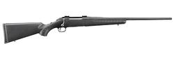 "Ruger 6905 American Standard Bolt 22-250 Remington 22"" 4+1 Synthetic Black Stock Black"
