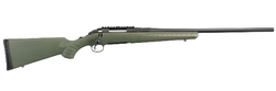 "Ruger 16948 American Predator Bolt 6mm Creedmoor 22"" TB 4+1 Synthetic Moss Green Stk Black"