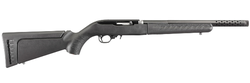 "Ruger 21152 10/22 Takedown Lite Semi-Automatic 22 Long Rifle (LR) 16.1"" 10+1 Synthetic Black Stock Black"