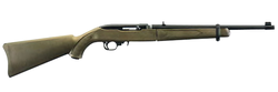 "Ruger 21181 10/22 Takedown Semi-Automatic 22 Long Rifle (LR) 16.4"" TB 10+1 Synthetic Mica Bronze Stock Black"