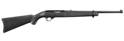"""Ruger 1151 10/22 Carbine Semi-Automatic 22 Long Rifle 18.5"""" 10+1 Synthetic Black Stock Black"""