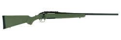 """Ruger 6974 American Predator Bolt 308 Winchester/7.62 NATO 18"""" TB 4+1 Synthetic Moss Green Stock Black"""