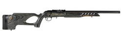 "Ruger 8360 American Rimfire Target Bolt 22 Long Rifle (LR) 18"" 10+1 Laminate Thumbhole Black Stock Blued"