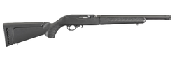 "Ruger 21133 10/22 Takedown Semi-Automatic 22 Long Rifle (LR) 16.1"" 10+1 Synthetic Black Stock Black"