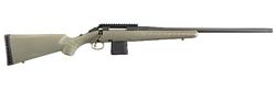 "Ruger 26944 American Predator Bolt 223 Remington/5.56 NATO 22"" 10+1 Synthetic Moss Green Stock Black"