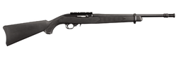 "Ruger 1261 10/22 Tactical Semi-Automatic 22 Long Rifle 16.1"" 10+1 Synthetic Black Stock Black"