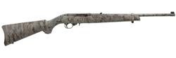 "Ruger 1285 10/22 Carbine Semi-Automatic 22 Long Rifle 18.5"" 10+1 Synthetic NaturalGear Natural Camo Stock NaturalGear Natrual Camo"