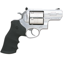 "Ruger 5301 Super Redhawk Alaskan Single/Double 454 Casull 2.5"" 6 Hogue Tamer Monogrip Black Stainless"