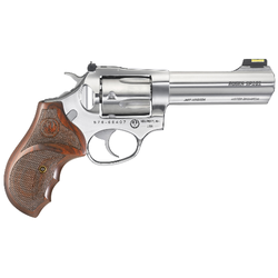 """Ruger 5782 SP101 Match Champion Double 357 Magnum 4.2"""" 5 Hardwood Stainless"""