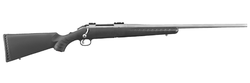 "Ruger 6922 American All Weather Bolt 30-06 Springfield 22"" 4+1 Synthetic Black Stock Stainless Steel"