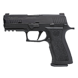 "Sig Sauer 320XCA9BXR3 P320 X-Carry Double 9mm Luger 3.9"" 17+1 Black Polymer Grip Black Nitron Stainless Steel"