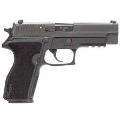"Sig Sauer 227R45BSS P227 Full Size Single/Double 45 Automatic Colt Pistol (ACP) 4.4"" 10+1 Black 1-Piece Ergo Grip Black Nitron Stainless Steel"