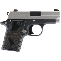 "Sig Sauer 238380BG P238 Micro-Compact Blackwood Single 380 Automatic Colt Pistol (ACP) 2.7"" 6+1 Hogue Blackwood Grip Nitron Stainless Steel"