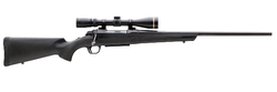 """Browning 035800224 AB3 Composite Stalker Bolt 270 Winchester 22"""" 4+1 Synthetic Black Stock Blued"""